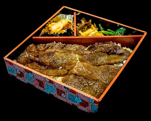 焼肉・冷麺中道②