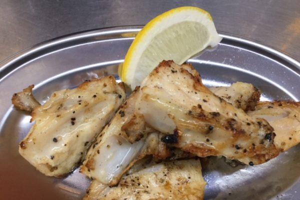 鶏ヤゲン軟骨焼き(肉付き)